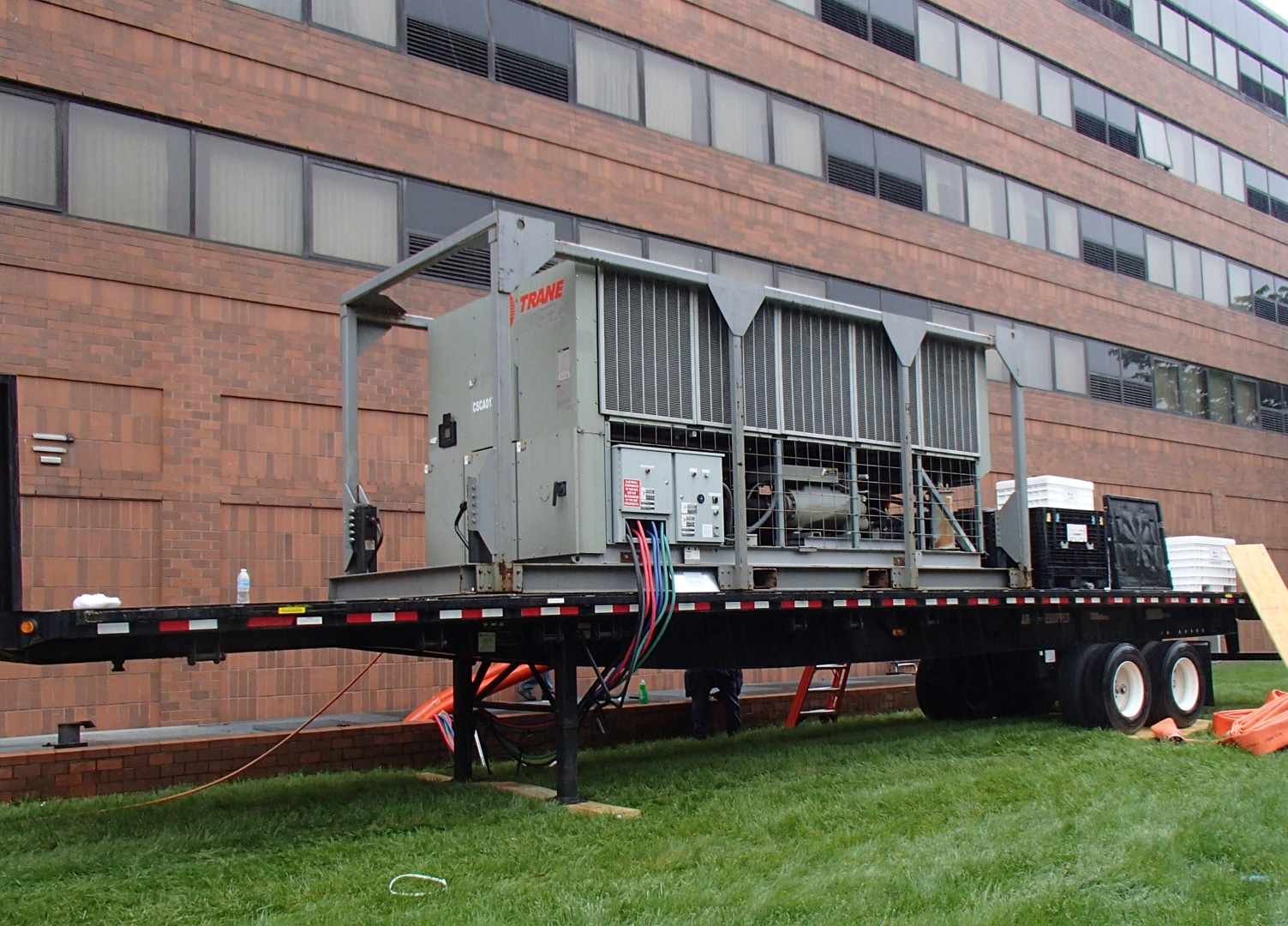 Air Cooled Chiller Rental NY , Air Cooled Chiller Rental Philly , Chiller AC Rental NJ , Temporary Chiller MD