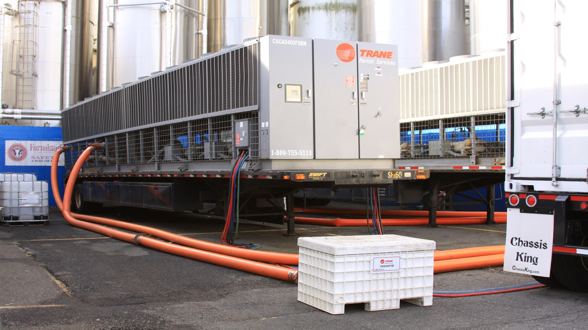 Chiller Rental PA , Chiller Rental Philly , Air Cooled Chiller Rental CT , Air Cooled Chiller Rental NYC
