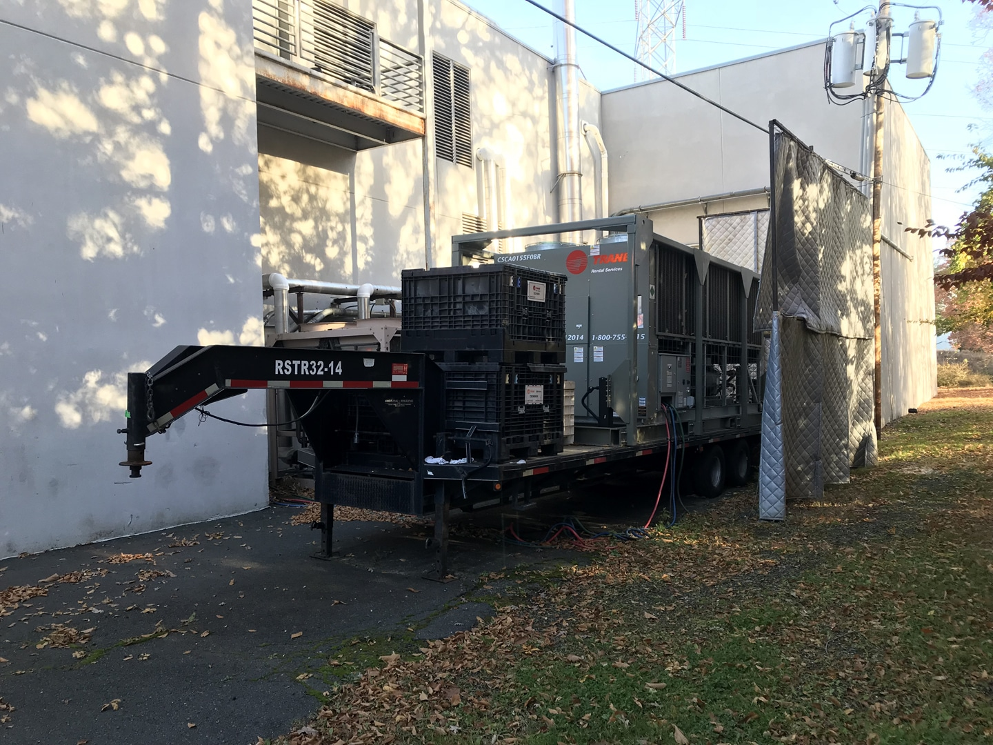 Chiller Rental DE , Chiller Rental PA , Air Cooled Chiller Rental NY , Temporary Chiller CT