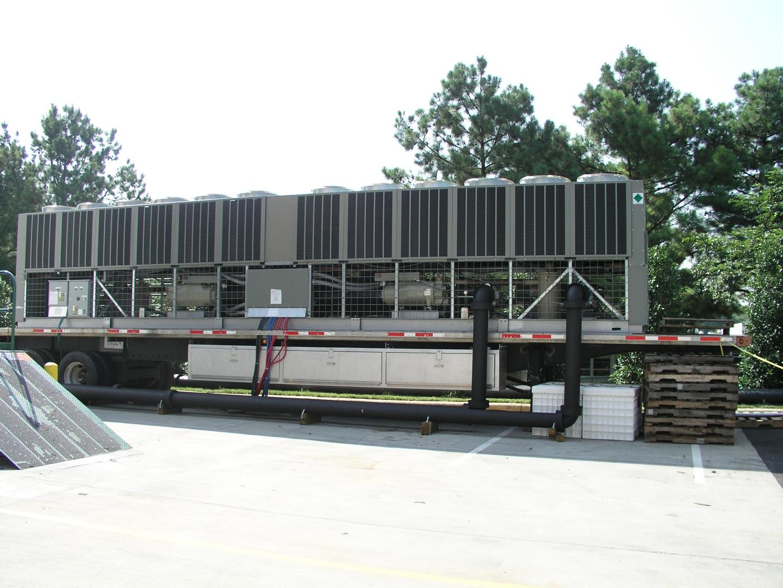 Paratus Rentals, Paratus Chiller Rentals, 500-ton Chiller Rental Altoona PA