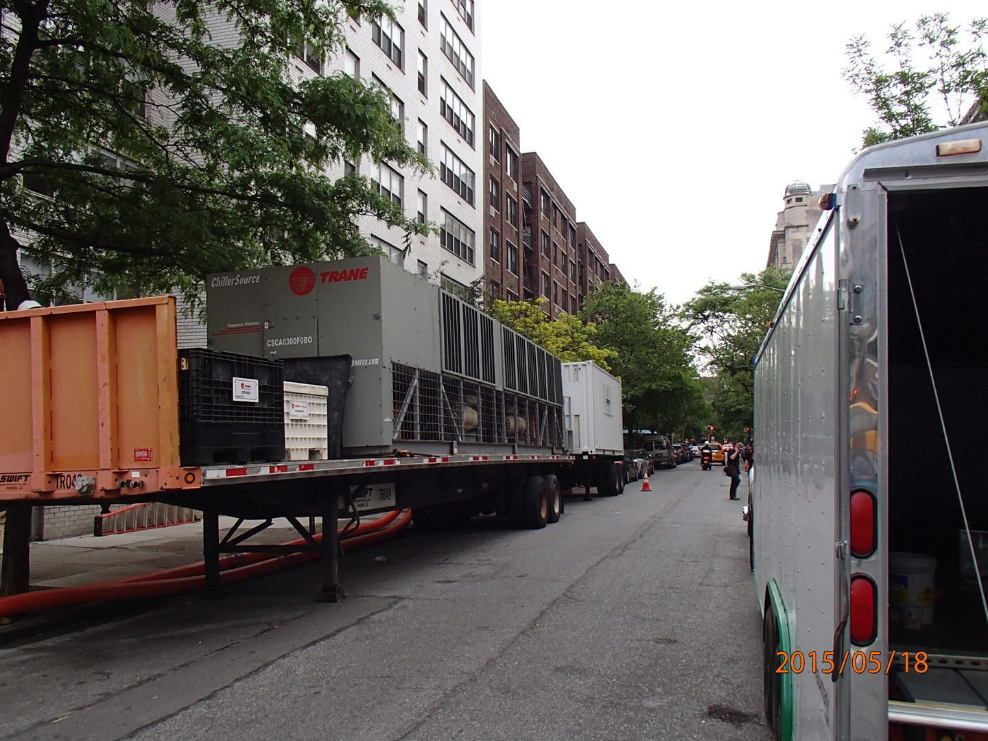 Air Cooled Chiller Rental PA , Air Cooled Chiller Rental Baltimore , Chiller AC Rental NY , Temporary Chiller Philly