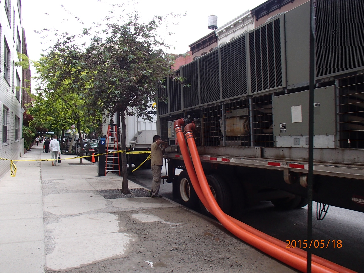 Air Cooled Chiller Rental CT , Air Cooled Chiller Rental NYC , Chiller AC Rental DE , Temporary Chiller MD