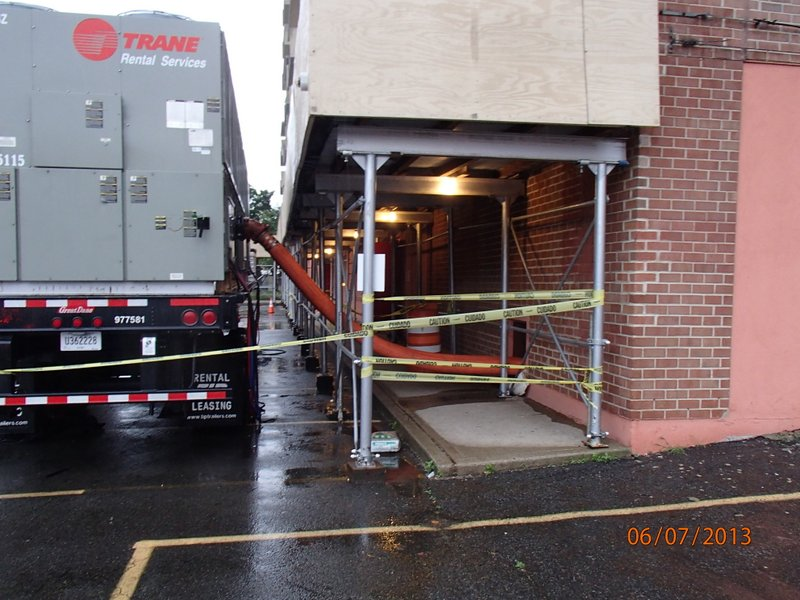 Chiller Rental Baltimore , Air Cooled Chiller Rental NY , Chiller AC Rental NJ , Temporary Chiller NYC