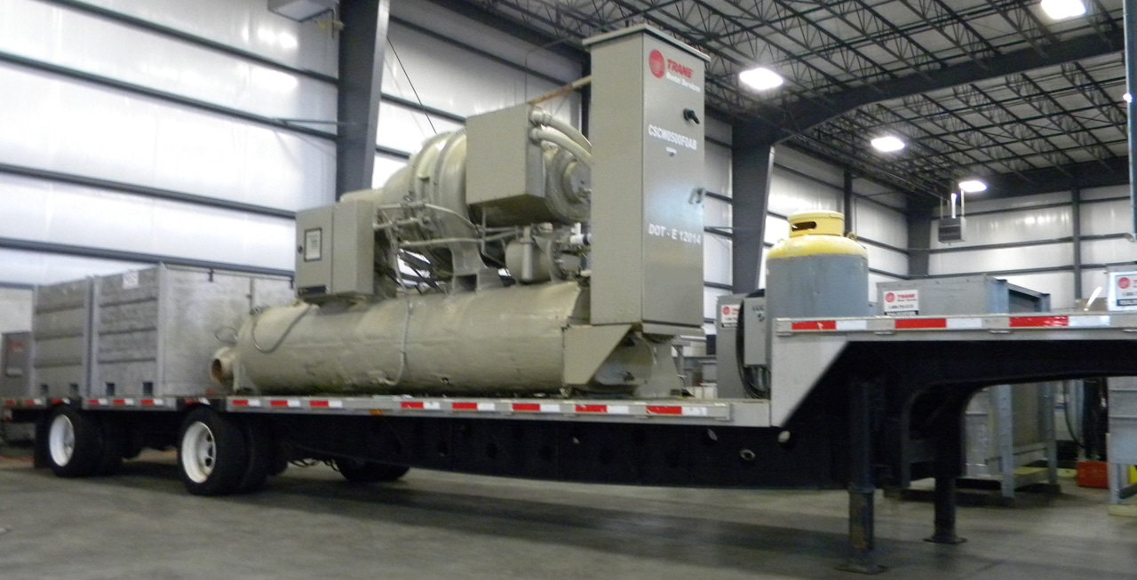 Water Cooled Chiller Rental CT , Water Cooled Chiller Rental NYC , Chiller Rental MD , Chiller Rental NJ
