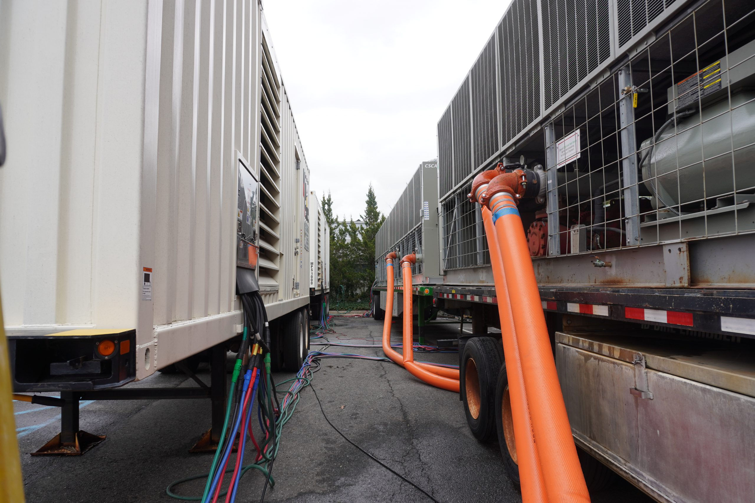 South Nassau Mt Sinai , Coronavirus , COVID-19 , Rental Chiller Installation MD , Rental Chiller Installation NJ , Rental Chiller Installation CT , Rental Chiller Installation NYC