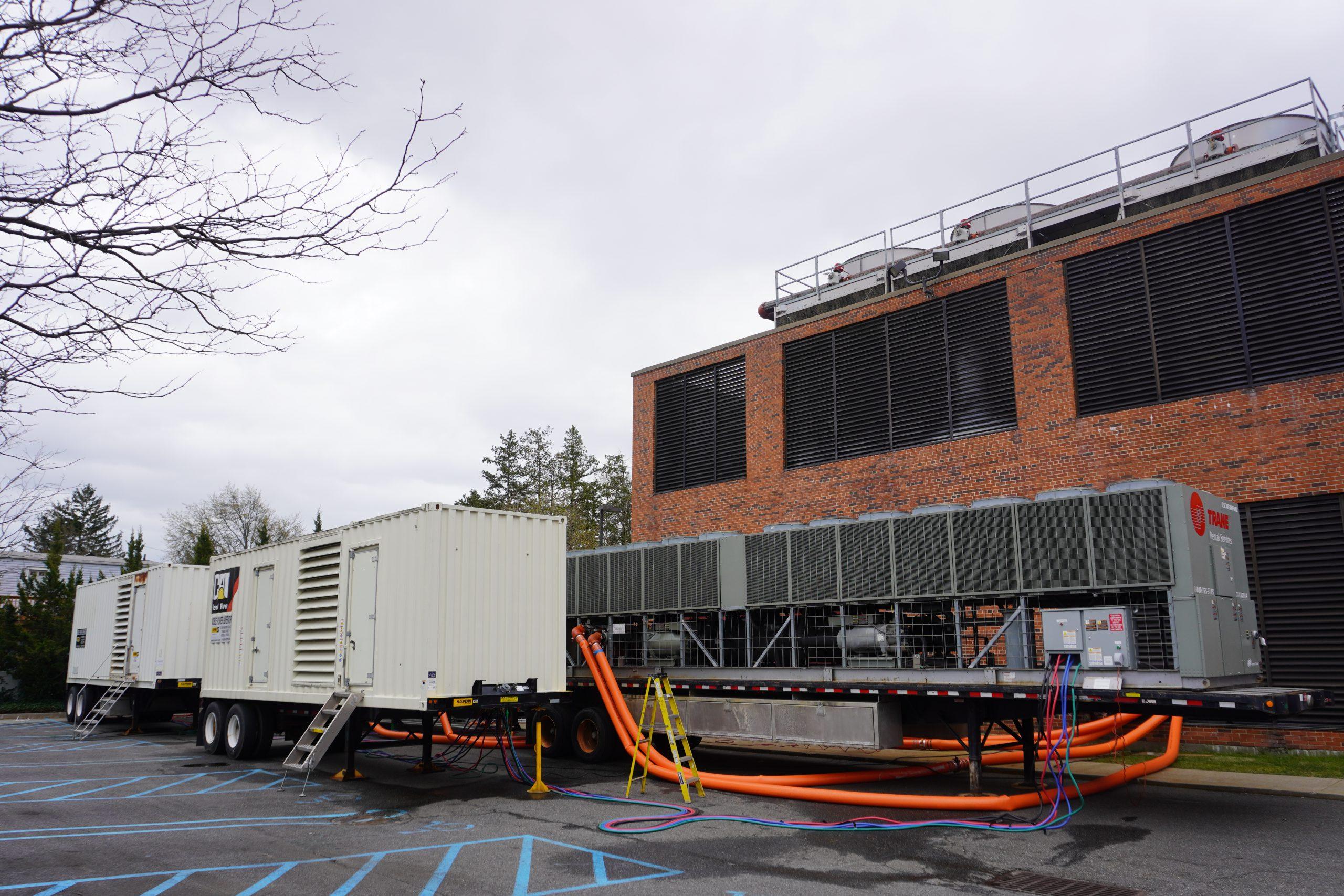South Nassau Mt Sinai , Coronavirus , COVID-19 , Rental Chiller Installation PA , Rental Chiller Installation Philly , Rental Chiller Installation Wash DC , Rental Chiller Installation Baltimore